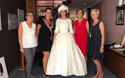 Vestido de novia de Belén Girbés